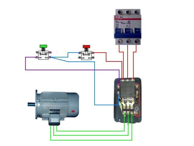 电动机电气控制电路接线图11.jpg