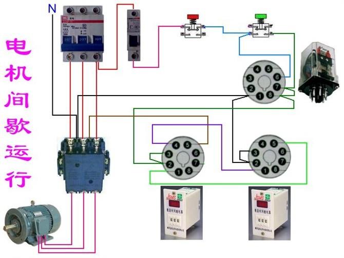 电动机电气控制电路接线图33.jpg