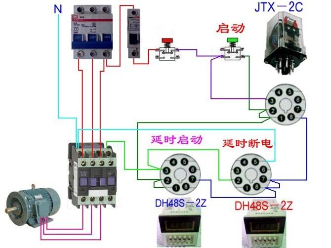 电动机电气控制电路接线图36.jpg