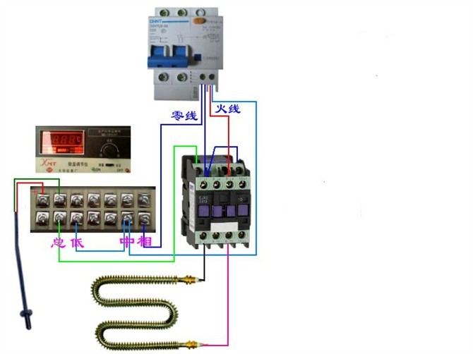 电动机电气控制电路接线图42.jpg