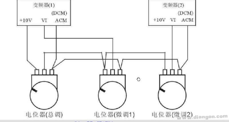 电工论坛 69 电工技术交流 69 电路图分享 69 n个变频器如何