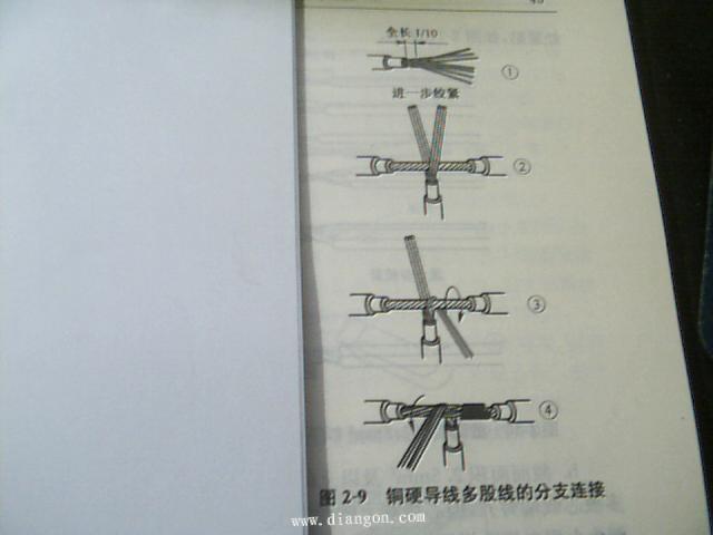 电工接线标准