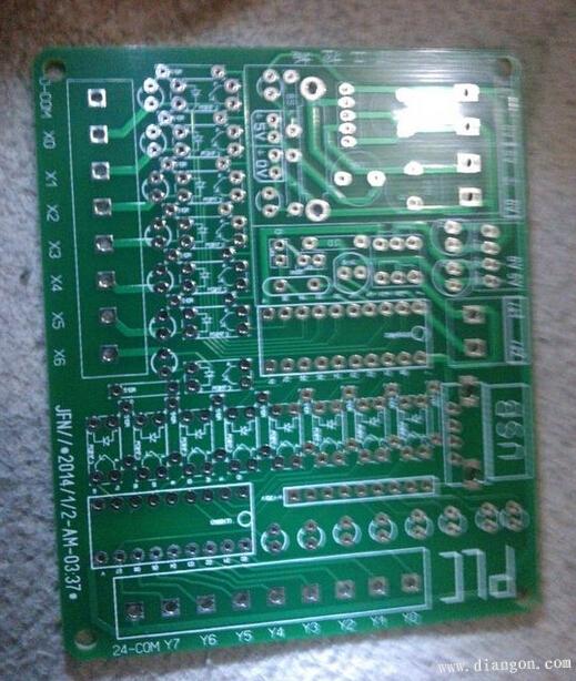 这是pcb电路板