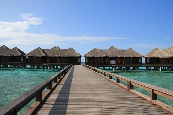 标题: 马尔代夫满月岛旅游攻略