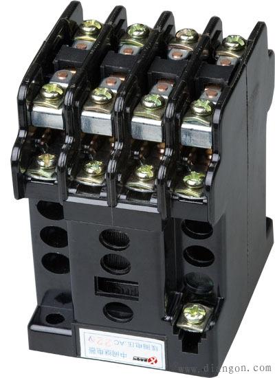 jz7——44中间继电器怎么接啊!(图2)图片