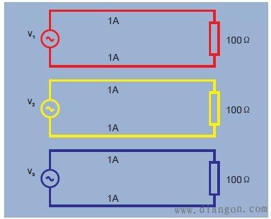 三相电原理和接线图解 - 电工基础知识 电工论坛