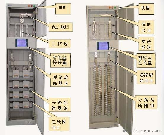 配电柜型号_低压配电箱安装接线图解