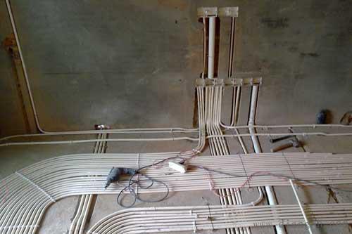 室內裝修電工布線注意事項