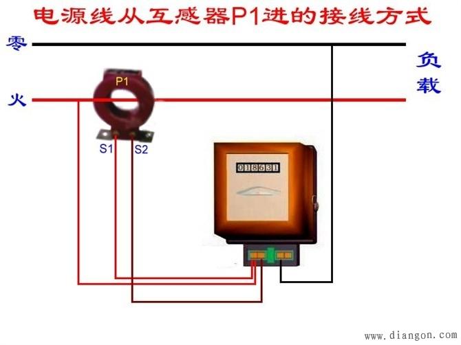 三相电表接线实物图_单相和三相四线电表接线图