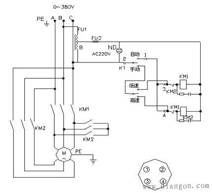 电工论坛 69 电工技术交流 69 电工基础知识 69 看电气控制电路