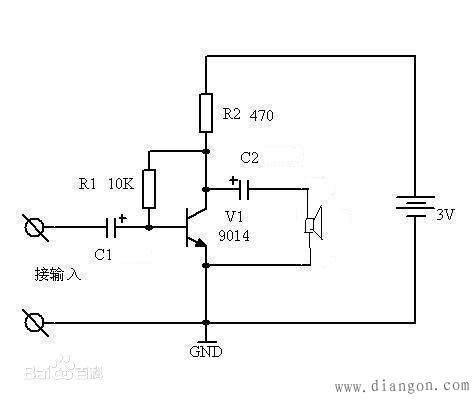 三极管放大电路基本原理