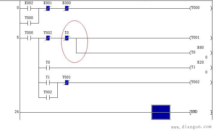 电工论坛 69 电气控制论坛 69 plc论坛 69 星三角启动梯形图