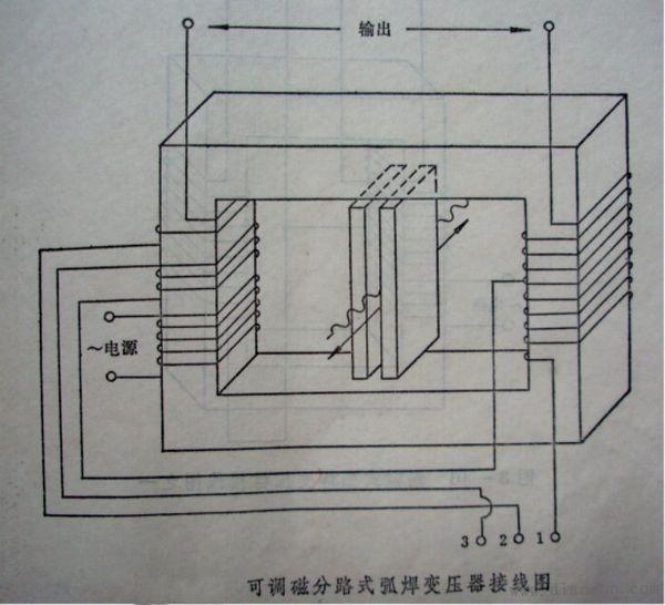 380v电焊机接线方法_380v电焊机接线图