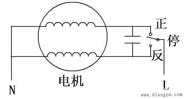 电动机正反转接线图 - 电路图分享 电工论坛