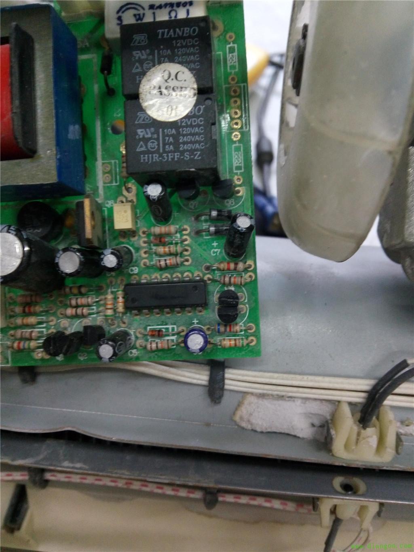 晶密767碎纸机电路图