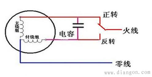 69 电工技术交流 69 电路图分享 69 220伏电机正反转接线图