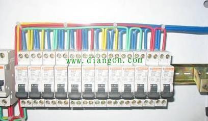 家用配电箱的主要作用和工作原理