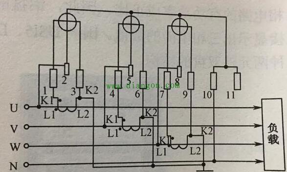 电工论坛 69 电工技术交流 69 问题互帮 69 三相电能表怎么接互