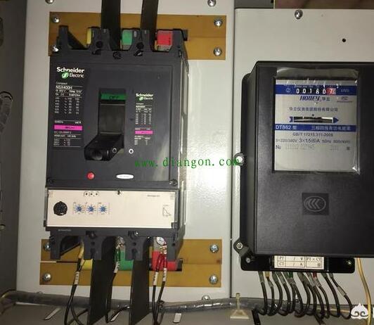 三相电能表怎么接互感器?三相电表互感器接线图