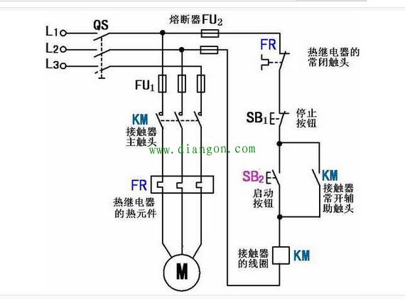 怎样可以看懂电工图纸