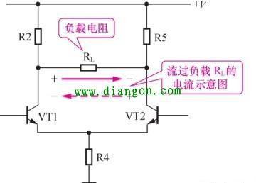 差分放大器直流电路和交流电路识图方法 - 弱电论坛