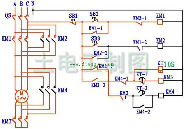 电路 电路图 电子 原理图 632_443