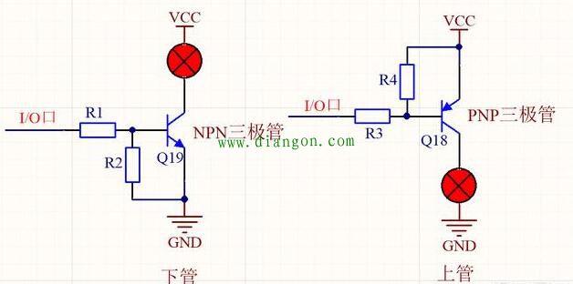 三极管如何实现电子开关功能