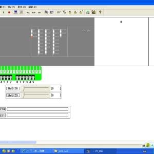 西门子S7-200PLC仿真软件使用方法