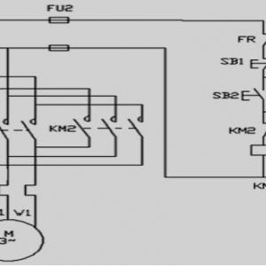 西门子plc控制电机正反转编程实例