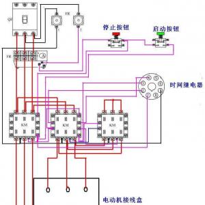 降压起动的目的是减小启动电流;但同时,它也使电动机的起动力矩减少了