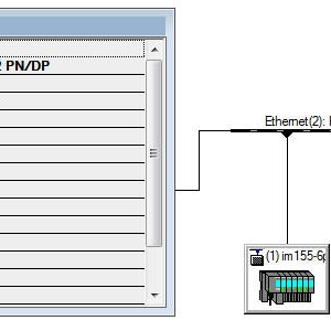 西门子S7-300 PLC以太网模块Profinet通讯连接状态的判断
