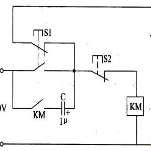 交流接触器节能电路