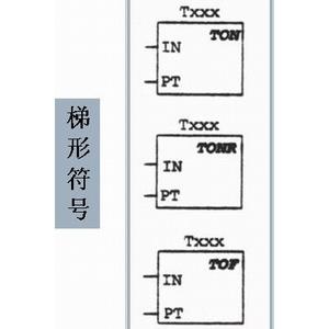 西门子plc定时器简单电路的编程