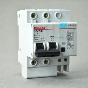 漏电断路器(ELCB)的安装位置