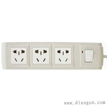 家庭内部插座插排/接线板的使用图解