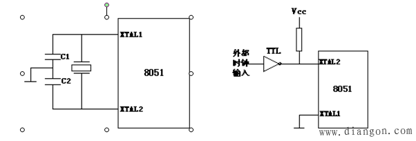 自激振荡电路框图
