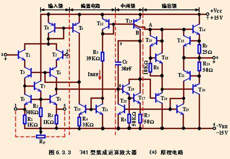 通用型集成电路运算放大器