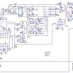 变频器开关电源不起振故障检修