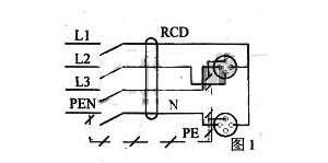 漏电保护器的选用和安装