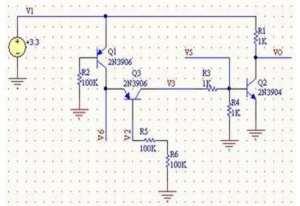 嵌入式中三极管基础电路的设计