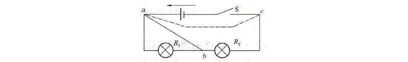 什么是电路的通路、断路及短路