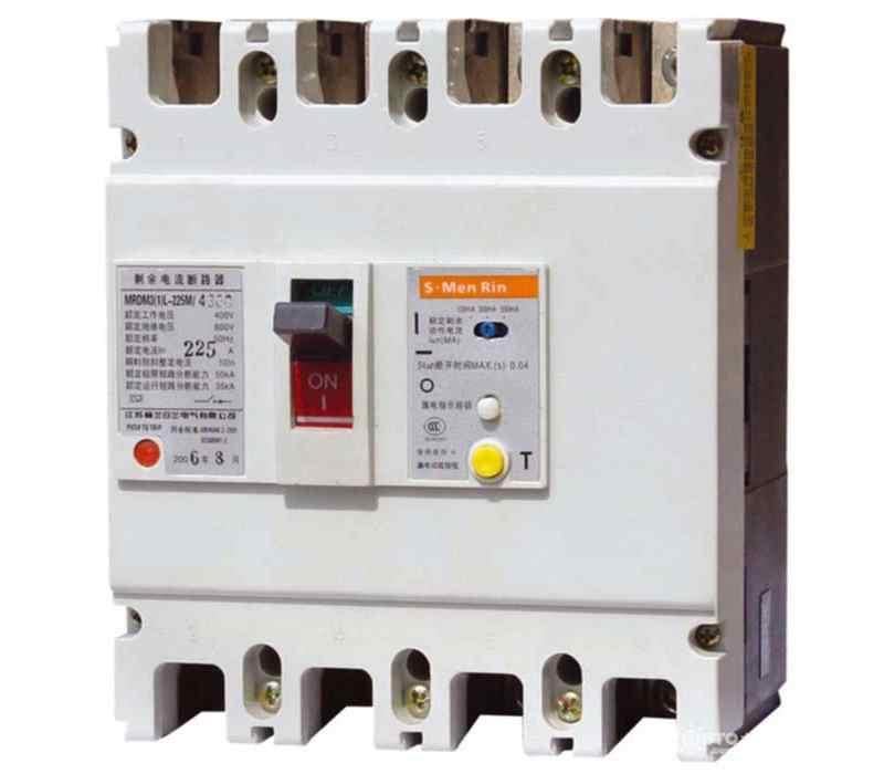 漏电保护器与漏电断路器区别