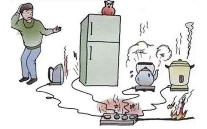 电气安全隐患有哪些?电气安全隐患离我们如此近!