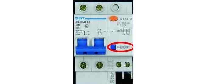 漏电开关跳闸后不能合闸是什么原因?