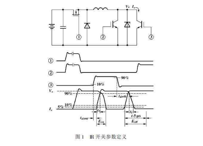 开关电源中IGBT损耗简单测量方法