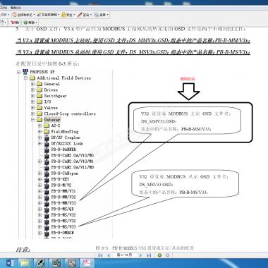 23:20 使用cpu315与modbus通讯使用步骤,做如下总结,请看图示:1,安装