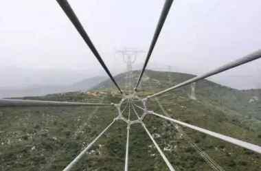 如何判断电力铁塔的电压等级?每个人都应知道