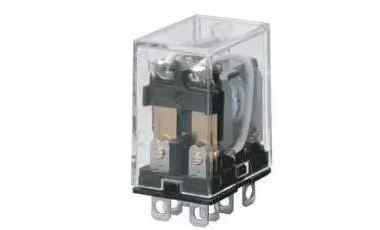 继电器的接线方法_继电器端子内部接线图