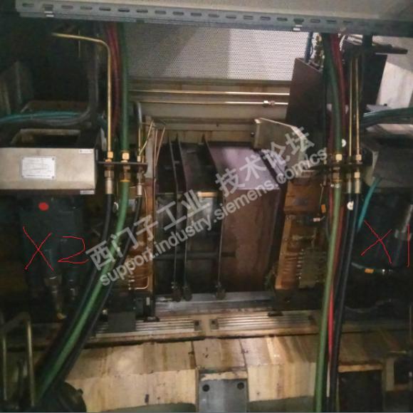 西门子840DPL的车床修的终于有结果了