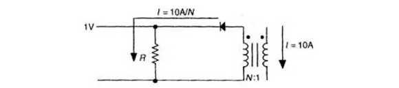 电流互感器变比的选择设计实例